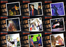 SMALLVILLE THE FINAL SEASONS (Season 7-10) TRADING CARDS BEHIND THE SCENES BTS7