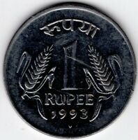 *SCARCE* India ** YEAR WISE SET ** of Rs 5 Cu-Ni 13 Coins from 1992 to 2004