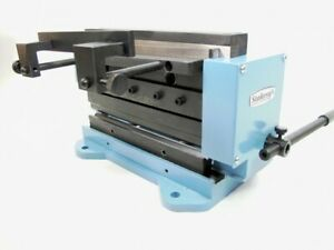200mm 2-IN-1 Combination Guillotine and Sheet Metal Folder