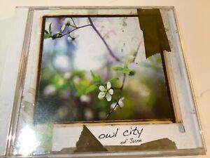 CD Of June by Owl City - 2008 - Rare mini album on sky harbor records