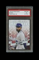 JO ADELL 2018 LEAF PRIZED ROOKIE 1ST GRADED 10 ROOKIE CARD RC LOS ANGELES ANGELS