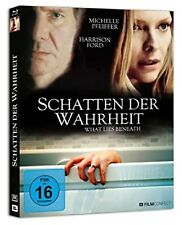What Lies Beneath [2000] (Blu-ray)~~Harrison Ford, Michelle Pfeiffer~~NEW SEALED