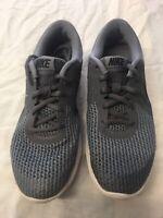 Nike Revolution 4 (GS) Running Shoes 943309-005 Dark Grey/Black/Cool Grey UK 5
