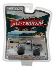 Greenlight All Terrain Military 1/2 Ton 4X4 Pick Up Truck Grey 1:64 35070A