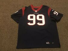 JJ Watt Houston Texans Nike NFL Elite Jersey Size 52 0588f7108