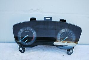 2014 - 2016 Ford Fusion Speedometer Odometer Instrument Cluster OEM