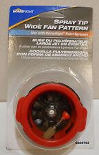Homeright Wide Fan Patterned Spray Tip fits Medium & Pro Series Sprayers
