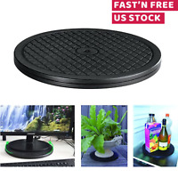 Rotating Turntable Display Stand Lazy Susan Heavy Duty Steel Ball Bearing Stand
