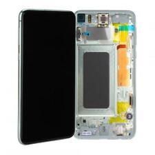 Original Samsung Galaxy S10e (G970F) LCD Display Ersatz Touch - Prism White Weiß