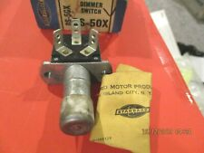 FORD-LINCOLN-MERCURY -JEEP- 1946-1956-- NEW DIMMER SWITCH