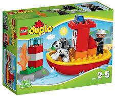 El Barco de Bomberos - LEGO DUPLO 10591 - NUEVO