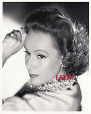 DOLORES DEL RIO Vintage Original Photo 1960s Older Grace Actress Portrait