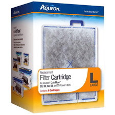 Aqueon Filter Cartridge Large 6-Pack Filters Fish Aquariums Pet Supplies