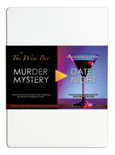 Murder Mystery Date Night : The Wine Bar - Detective Game for Couples/2 players
