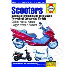 Honda CN 250 Helix Spazio 1996 Haynes Service Repair Manual 2760