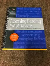 Core Literacy Library Assessing Reading Multiple Measures 2nd Edition