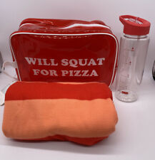 Eco One Active Kit 3 Piece, Towel , Hydration Bottle ,Bag  -Will Squat for Pizza