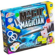 COFFRET BOITE  MAGICIEN 140 TOURS DE MAGIE JEU JOUET ENFANT MAGIQUE 755
