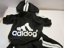 Adidog Small Hoodie