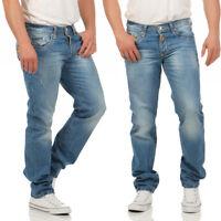 CIPO & BAXX - C-0838 A - Regular Fit - Dicke Naht - Herren Jeans Hose - NEU