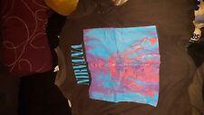 Vintage 1990's Original Nirvana In Utero T-Shirt Giant Acme Made in Australia