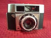 Vintage Agfa Optima 1 35mm film camera with Agfa  Color Agnar Lens Untested