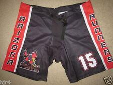 Phoenix Arizona Runners #15 Game Worn Hockey Shorts XXS