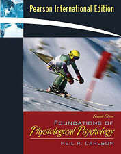 Foundations of Physiological Psychology by Neil R. Carlson (Paperback, 2007)