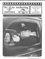 Serial fanzine THOSE ENDURING MATINEE IDOLS #12 - The Lone Ranger, Kirk Alyn