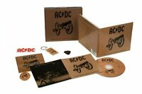 "AC/DC ""FOR THOSE ABOUT TO ROCK"" CD LIMITED FAN BOX NEW"