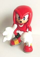 FEVA SEGA SONIC THE HEDGEHOG SONIC X KNUCKLES ACTION FIGURE - RARE