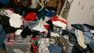 Bulklot reseller clothes shoes handbags