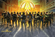 RGC Huge Poster - Counter Strike Global Offensive PC - EXT924