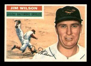 1956 Topps Set Break #171 Jim Wilson NM-MINT+ *OBGcards*