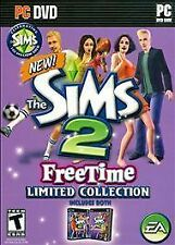 Sims 2: FreeTime -- Limited Collection (PC, 2008)