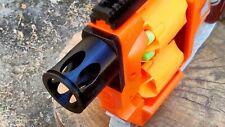 Blasters3D Rex Muzzle Flash Hider (PE+) for Nerf N-Strike Modulus - Barrel Mod