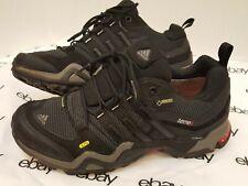 Adidas Terrex GTX Mens 7.5 1/2 Fast X Goretex Hiking Trailing Boot Black G97917