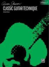 Classic Guitar Technique Vol.2  by Aaron Shearer Book