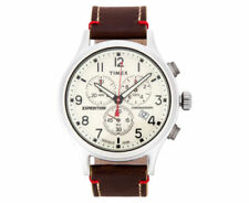 Timex Expedition Silver Case Wristwatches