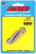 Arp 450-3501 Starter Bolt Stainless Steel 12-Point Ford 302 351w 5.0 289