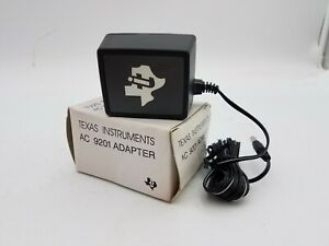 Texas Instruments AC 9201 Power Supply Adapter 120V 15W 60Hz 120 Volt 15 Watt