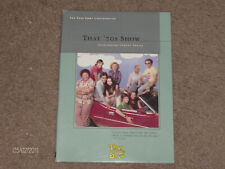 """That 70's Show"" FOX TV Series! 3 RARE episodes! RARE Emmy Preview DVD!"