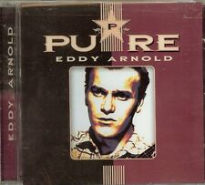 EDDY ARNOLD - PURE - 12 NUMBER 1 HITS - CD - NEW