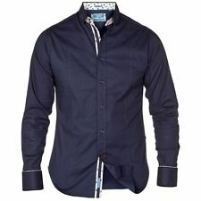 Cotton Stretch Button Down Casual Shirts & Tops for Men
