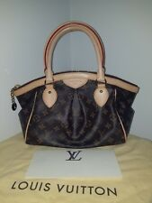 ef309a0a2a8 100% Guaranteed Authentic Louis Vuitton Tivoli PM with copy of Receipt