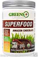 NEW GREENS PLUS ORGANICS SUPERFOOD RAW VEGAN GLUTEN FREE CARE BODY HEALTHY DAILY