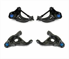 Front Left Right Upper Lower Control Arms 82-03 GM S10 Pickup Rear Wheel Drive