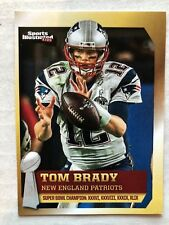 TOM BRADY 2015 #49  SI for Kids Card - NEW ENGLAND PATRIOTS