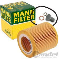 MANN ÖLFILTER+SCHRAUBE  BMW 1er E81 82 88 3er E90 F30 5er E60 F11 E63 E64