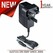 Stagg Power Adaptor for Effects FX Pedal & Effect Boards|Compact-Light Weight|